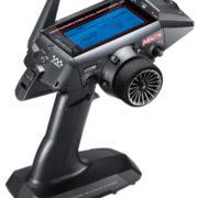 Sanwa M12S Transmitter RX472 Receiver LiFe Tx Batt Charger