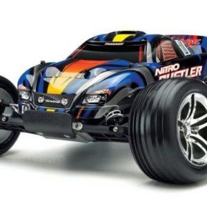 Nitro Rustler Parts