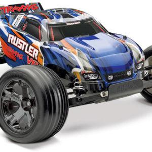 Rustler Parts
