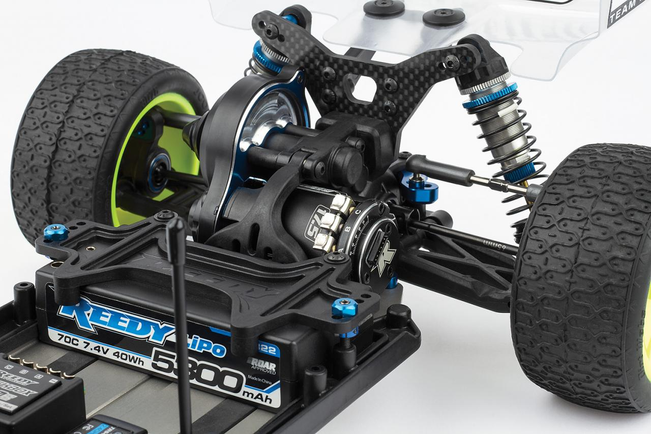 RC10B6D 1:10 Scale 2WD Electric Off Road Buggy Kit ASC90012