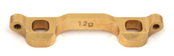 ASC91687 Factory Team B6/B6D Brass Arm Mount, C