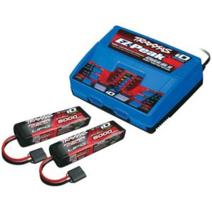 Battery/Charger Completer Pack Traxxas EZ-Peak Dual