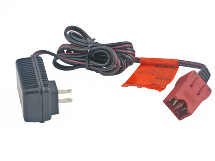Power Wheels 6V Red Battery Charger PWRCHRG
