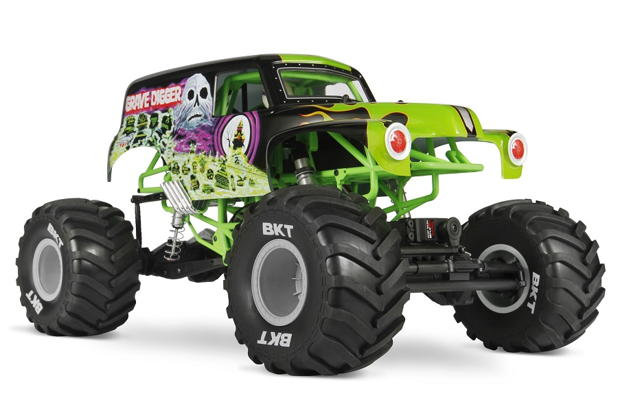 Grave Digger Monster Jam In Stock