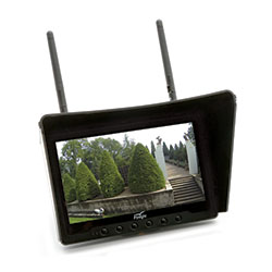 "Black Pearl 32CH, HD FPV Monitor 7"" Screen FPV58100"