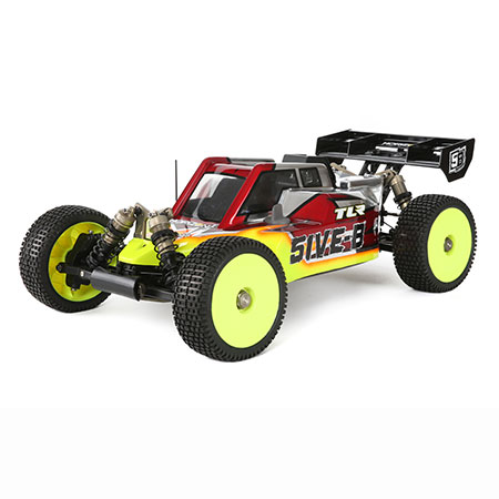 5ive b race kit: 1/5 4wd buggy