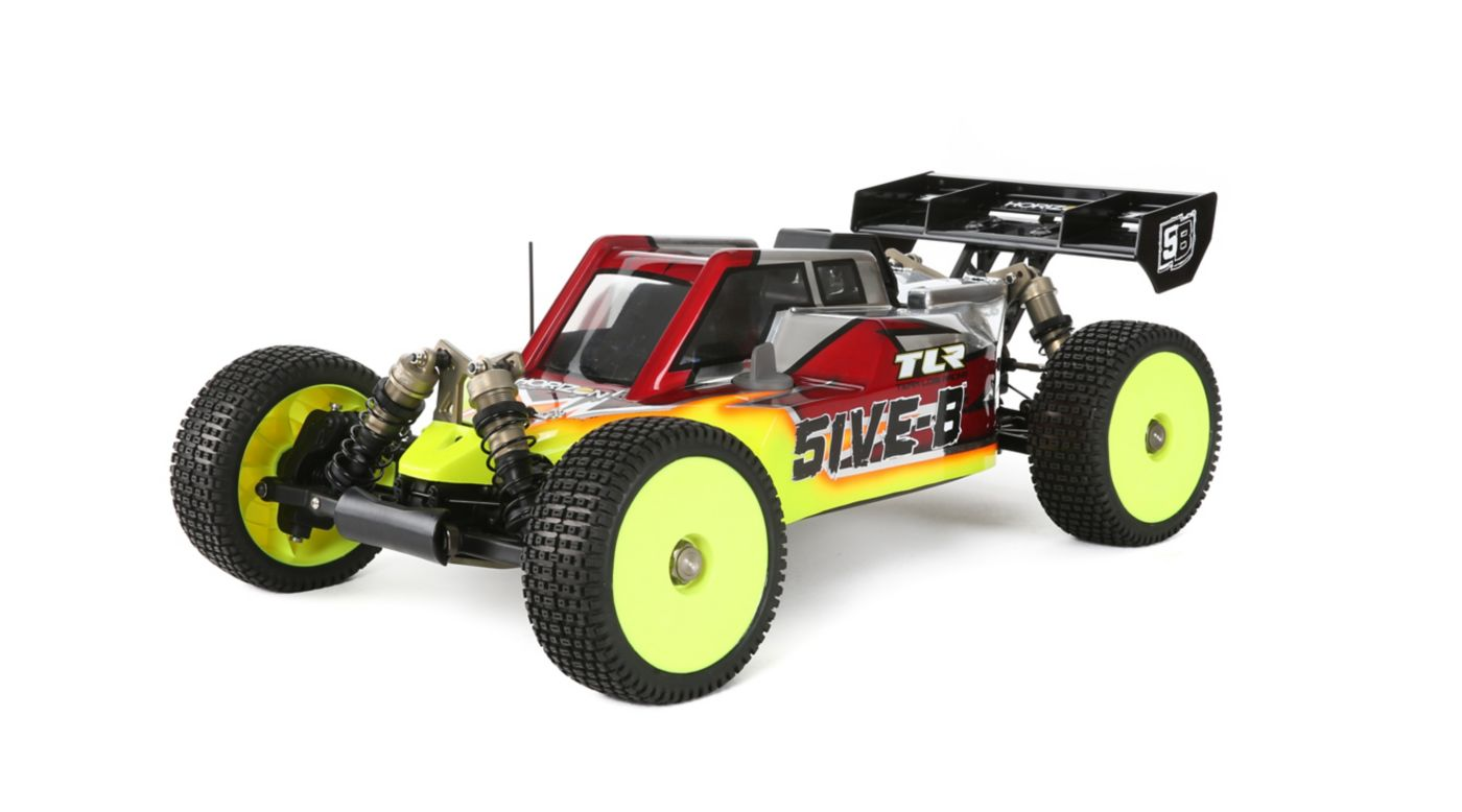 5IVE-B Race Kit: 1/5 4WD Buggy In Stock