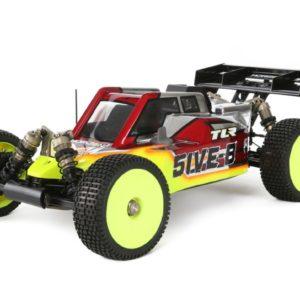 5ive-T/B/DB XL Parts