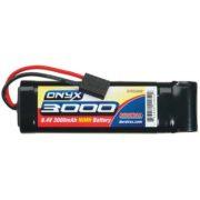 NiMH Onyx 8.4V 3000mAh Stick with TRA Plug DTXDTXC2059