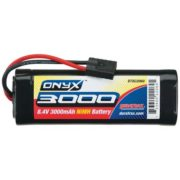 NiMH Onyx 8.4V 3000mAh Hump with TRA Plug DTXDTXC2060