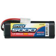 NiMH Onyx 7.2V 5000mAh Stick with Std Plug DTXDTXC2063
