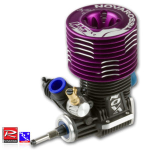 Novarossi P5XLT Engine .21 Off Road 5 Port Turbo NOVS21P5XLT