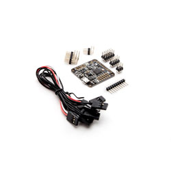 FC32 Flight Controller Rev 6 w/SPM RX Connector SPMFC3206