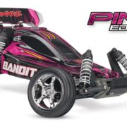 Pink 1/10 Bandit Extreme Sports Buggy XL-5