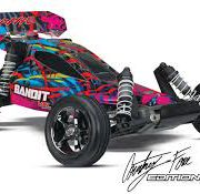 Bandit VXL RTR TQi 2.4GHz/TSM C.Force Edition