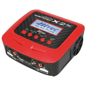 Hitec X2 AC Plus Charger HRC44232