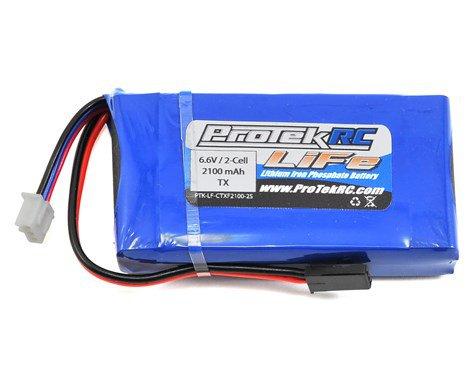LiFe 4PK/4PX Car Transmitter Battery Pack (6.6V/2100mAh) PTK-5188