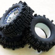 "1.9"" MUD SLINGER TIRES (2)"