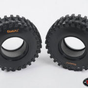 GENIUS SEM 2 LIMITES 1.9 SCALE TIRES (2)