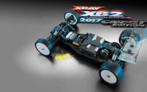 XRAY XB2 1/10 LUXURY OFF-ROAD CAR 2WD