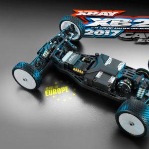 XRAY XB2 1/10 LUXURY OFF-ROAD CAR 2WD