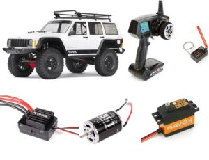 R/C Madness Ultimate Scale Combo