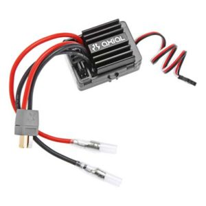 AE-5 Waterproof ESC w/Reverse & Drag Brake Star