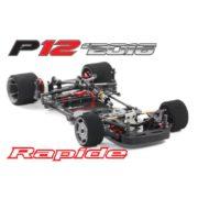 Roche - Rapide P12 2016 1/12 Competition Car Kit (151005)