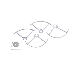 Propeller Guards for use with X-Star and X-Star Premium Drones (White)