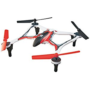 Radio Controlled, Electric Powered Ready to Fly Dromida XL 370 UAV Drone.