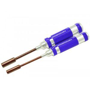 AM-150992 Nut Driver Set 5.5 & 7.0 X 100MM - 2-Teilig