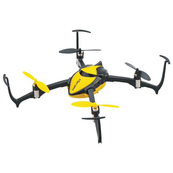 Verso Inversion QuadCopter UAV RTF Yellow