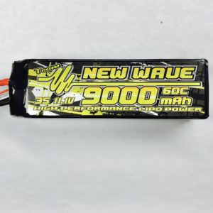 New Wave 3s 9000mah 60c Li-Po Battery