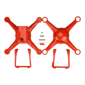 X-STAR Orange Shells & Landing Gear