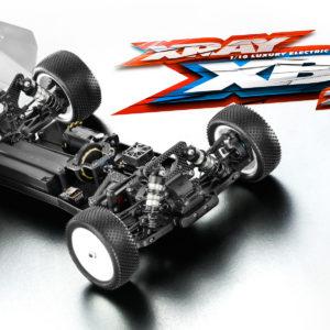 XRAY XB4 2017 1/10 4WD Electric Buggy Kit