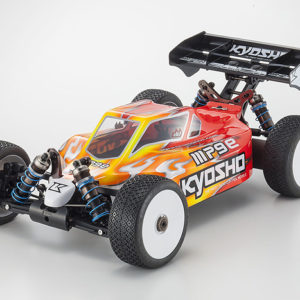 INFERNO MP9e TKI4 Competition 1/8 Electric Buggy Kit