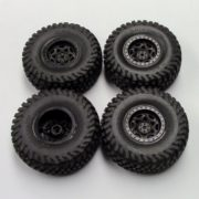 RR10 Bomber Mounted Tire Set (4)
