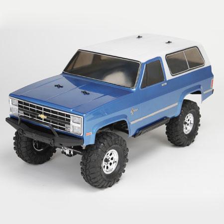 1986 Chevrolet K-5 Blazer Ascender 1:10 4WD Kit VTR03023