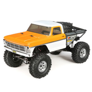 VTR03093 1968 Ford F-100 Ascender Bind and Drive: 1/10 4WD