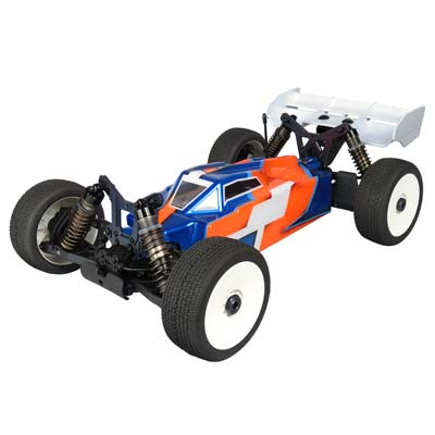 KR8000 EB48.4 1/8 Competition Electric Buggy Kit