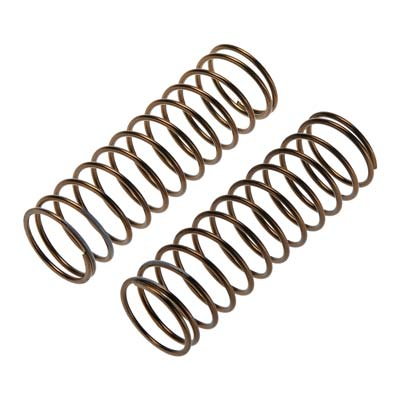 TKR8762 Low Frequency Shock Spring Set Front 1.6x12.3