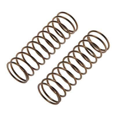 TKR8763 Low Frequenty Shock Spring Set Front 1.6x11.6