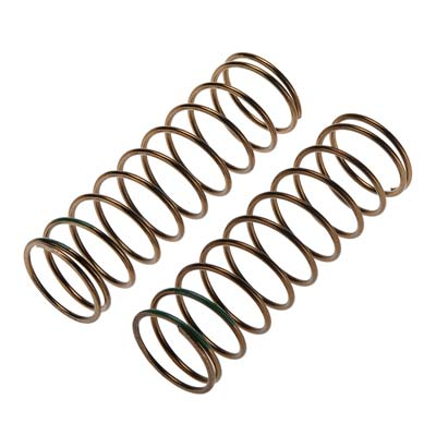 TKR8765 Low Frequency Shock Spring Set Front 1.6x10.3