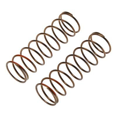 TKR8767 Low Frequency Shock Spring Set Front 1.6x9.0