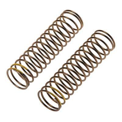 TKR8772 Low Frequency Shock Spring Set Rear 1.6x15.3